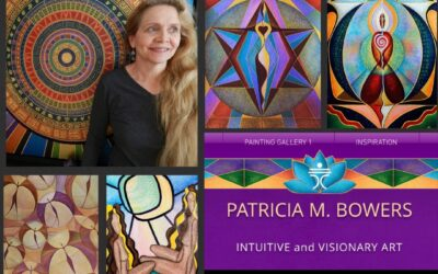 BLOG: How I met the film's featured artist, Patricia M. Bowers – by Meagan Murphy